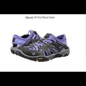 Merrell ALL OUT BLAZE SIEVE sandal 6